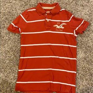 Hollister men's small short sleeve shirt